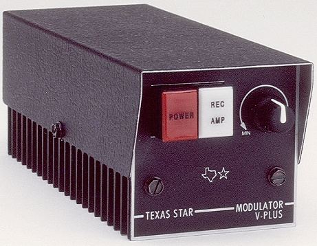 Texas Star Mod V Cw Linear Amplifier