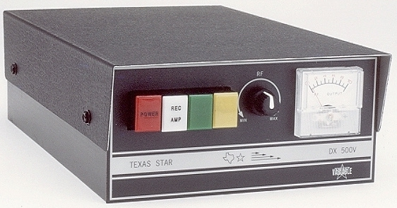 Texas Star DX 500V CW Linear Amplifier