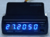 Galaxy FC-347 6 Digit Frequency Counter Blue Display